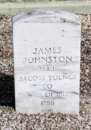 JOHNSTON, JAMES - Richland County, Ohio   JAMES JOHNSTON - Ohio Gravestone Photos