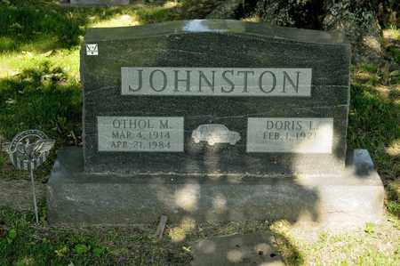 JOHNSTON, OTHOL M - Richland County, Ohio | OTHOL M JOHNSTON - Ohio Gravestone Photos