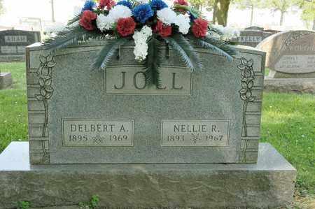 JOLL, DELBERT A - Richland County, Ohio | DELBERT A JOLL - Ohio Gravestone Photos
