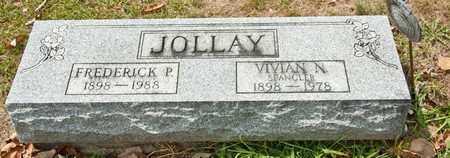 SPANGLER JOLLAY, VIVIAN N - Richland County, Ohio | VIVIAN N SPANGLER JOLLAY - Ohio Gravestone Photos
