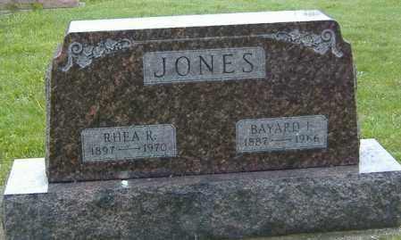 SWISHER JONES, RHEA RUTH - Richland County, Ohio | RHEA RUTH SWISHER JONES - Ohio Gravestone Photos
