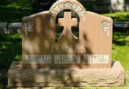 JONES, HUBERT - Richland County, Ohio | HUBERT JONES - Ohio Gravestone Photos