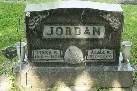 JORDAN, ALMA R - Richland County, Ohio | ALMA R JORDAN - Ohio Gravestone Photos
