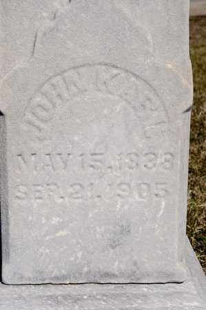 KARL, JOHN - Richland County, Ohio   JOHN KARL - Ohio Gravestone Photos