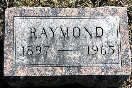 OMAN KARL, RAYMOND - Richland County, Ohio | RAYMOND OMAN KARL - Ohio Gravestone Photos