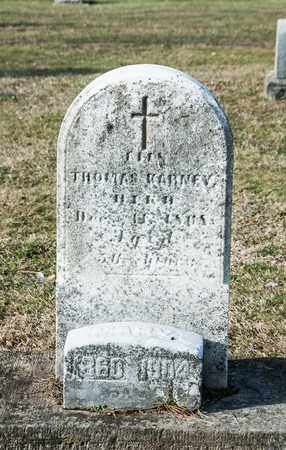 KARNEY, THOMAS - Richland County, Ohio | THOMAS KARNEY - Ohio Gravestone Photos