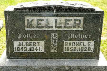 KELLER, RACHEL E - Richland County, Ohio   RACHEL E KELLER - Ohio Gravestone Photos