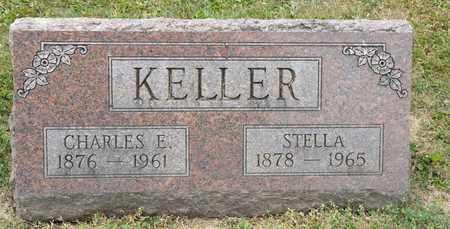 KELLER, STELLA - Richland County, Ohio | STELLA KELLER - Ohio Gravestone Photos