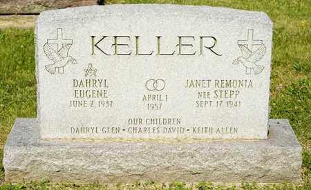 STEPP KELLER, JANET REMONIA - Richland County, Ohio | JANET REMONIA STEPP KELLER - Ohio Gravestone Photos