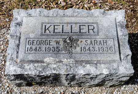 KELLER, GEORGE W - Richland County, Ohio | GEORGE W KELLER - Ohio Gravestone Photos