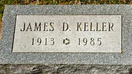 KELLER, JAMES D - Richland County, Ohio | JAMES D KELLER - Ohio Gravestone Photos