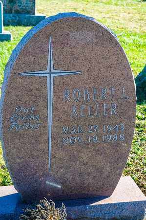 KELLER, ROBERT L - Richland County, Ohio   ROBERT L KELLER - Ohio Gravestone Photos