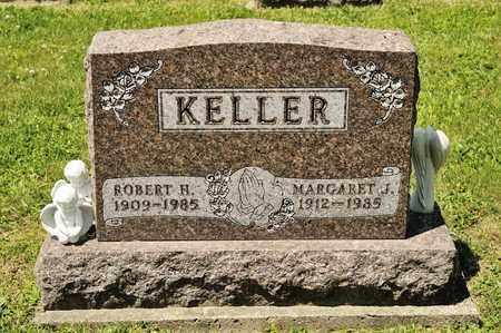 KELLER, ROBERT H - Richland County, Ohio   ROBERT H KELLER - Ohio Gravestone Photos