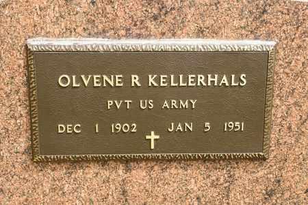 KELLERHALS, OLVENE R - Richland County, Ohio   OLVENE R KELLERHALS - Ohio Gravestone Photos