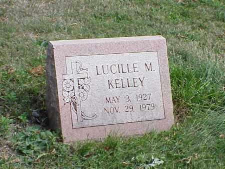 KELLEY, LUCILLE M. - Richland County, Ohio | LUCILLE M. KELLEY - Ohio Gravestone Photos