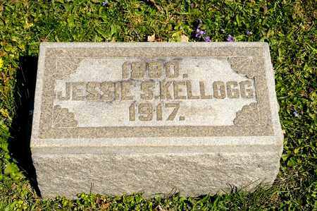 KELLOGG, JESSIE S - Richland County, Ohio | JESSIE S KELLOGG - Ohio Gravestone Photos
