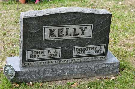 KELLY, JOHN P J - Richland County, Ohio | JOHN P J KELLY - Ohio Gravestone Photos