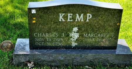 KEMP, CHARLES J - Richland County, Ohio | CHARLES J KEMP - Ohio Gravestone Photos