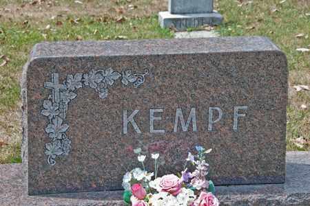 KEMPF, MARTHA M - Richland County, Ohio | MARTHA M KEMPF - Ohio Gravestone Photos