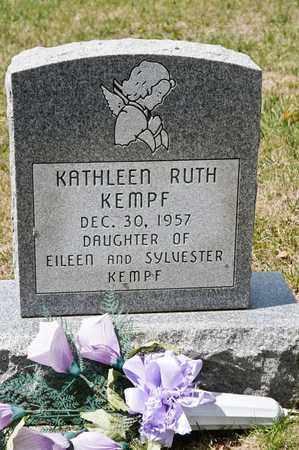 KEMPF, KATHLEEN RUTH - Richland County, Ohio | KATHLEEN RUTH KEMPF - Ohio Gravestone Photos