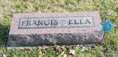 KENDALL, FRANCIS - Richland County, Ohio | FRANCIS KENDALL - Ohio Gravestone Photos