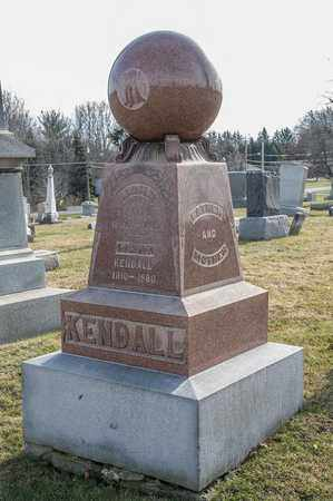 KENDALL, ELLA M - Richland County, Ohio | ELLA M KENDALL - Ohio Gravestone Photos