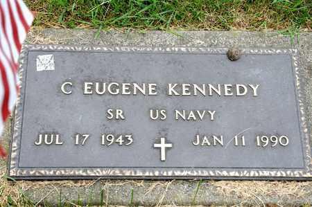KENNEDY, C EUGENE - Richland County, Ohio | C EUGENE KENNEDY - Ohio Gravestone Photos