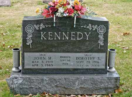 KENNEDY, JOHN M - Richland County, Ohio | JOHN M KENNEDY - Ohio Gravestone Photos