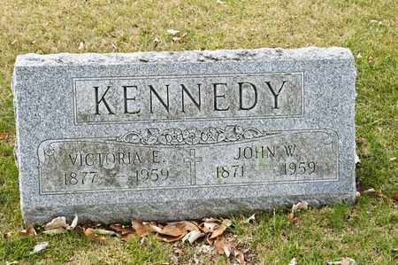 KENNEDY, JOHN W - Richland County, Ohio | JOHN W KENNEDY - Ohio Gravestone Photos