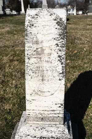 KERR, ELIZABETH - Richland County, Ohio   ELIZABETH KERR - Ohio Gravestone Photos