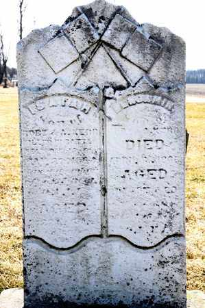 KERR, BENJAMIN - Richland County, Ohio | BENJAMIN KERR - Ohio Gravestone Photos