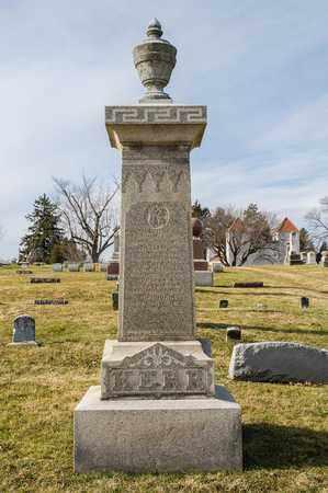 KERR, SPHRONIA - Richland County, Ohio | SPHRONIA KERR - Ohio Gravestone Photos