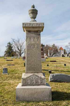 KERR, JENNIE - Richland County, Ohio | JENNIE KERR - Ohio Gravestone Photos