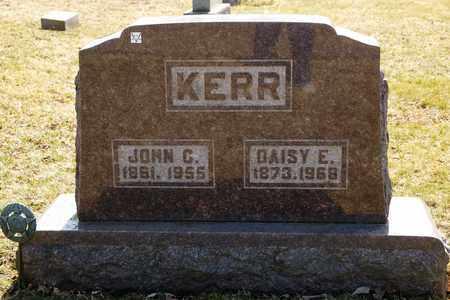 KERR, JOHN C - Richland County, Ohio | JOHN C KERR - Ohio Gravestone Photos