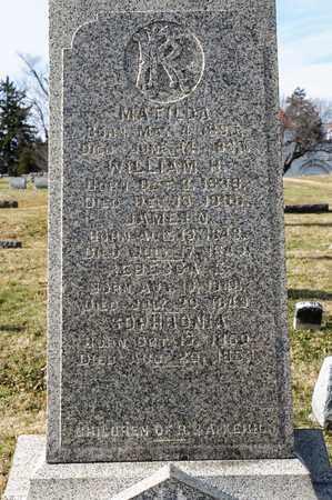 KERR, SOPHRONIA - Richland County, Ohio | SOPHRONIA KERR - Ohio Gravestone Photos