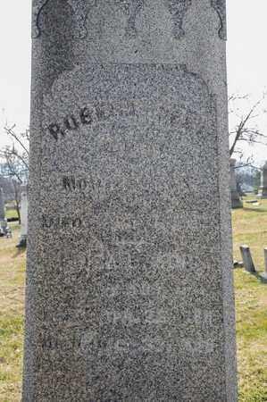 KERR, ABIGAIL - Richland County, Ohio | ABIGAIL KERR - Ohio Gravestone Photos