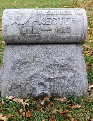 KESTER, GEORGE W - Richland County, Ohio | GEORGE W KESTER - Ohio Gravestone Photos