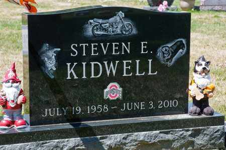 KIDWELL, STEVEN E - Richland County, Ohio | STEVEN E KIDWELL - Ohio Gravestone Photos