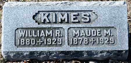 KIMES, MAUDE M - Richland County, Ohio | MAUDE M KIMES - Ohio Gravestone Photos