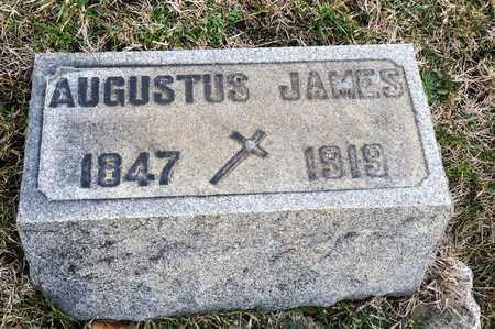KING, AUGUSTUS JAMES - Richland County, Ohio | AUGUSTUS JAMES KING - Ohio Gravestone Photos