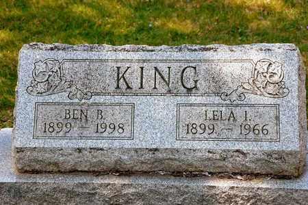 KING, LELA I - Richland County, Ohio | LELA I KING - Ohio Gravestone Photos