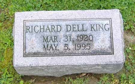 KING, RICHARD DELL - Richland County, Ohio | RICHARD DELL KING - Ohio Gravestone Photos