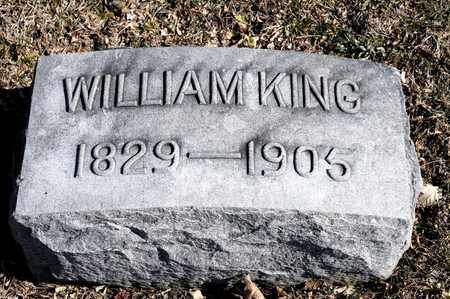 KING, WILLIAM - Richland County, Ohio | WILLIAM KING - Ohio Gravestone Photos