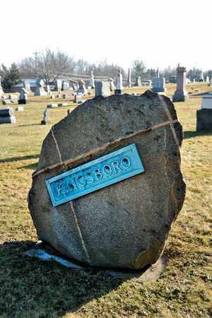 KINGSBORO, HIRAM EMMETT - Richland County, Ohio | HIRAM EMMETT KINGSBORO - Ohio Gravestone Photos