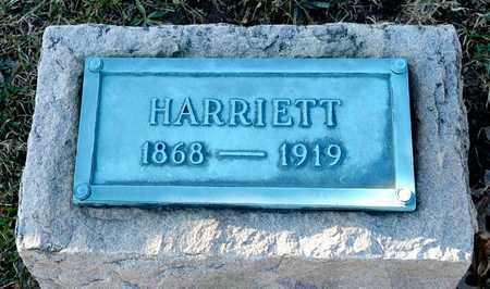 KINGSBORO, HARRIETT - Richland County, Ohio | HARRIETT KINGSBORO - Ohio Gravestone Photos