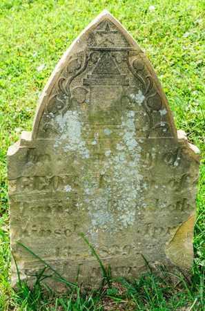 KINSEL, GEORGE - Richland County, Ohio   GEORGE KINSEL - Ohio Gravestone Photos