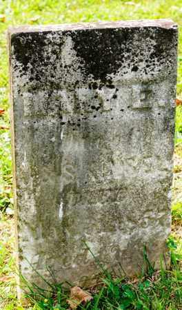 KINSEL, MARY E - Richland County, Ohio | MARY E KINSEL - Ohio Gravestone Photos