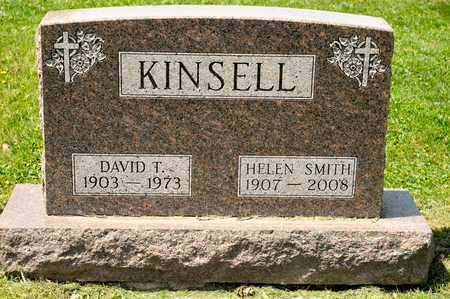 KINSELL, DAVID T - Richland County, Ohio   DAVID T KINSELL - Ohio Gravestone Photos