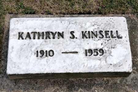 KINSELL, KATHRYN S - Richland County, Ohio | KATHRYN S KINSELL - Ohio Gravestone Photos