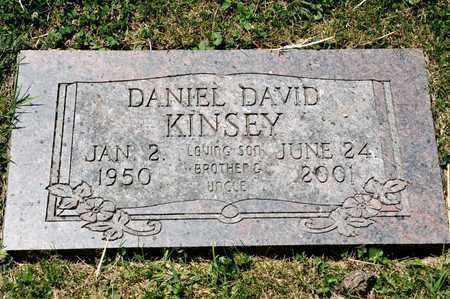 KINSEY, DANIEL DAVID - Richland County, Ohio | DANIEL DAVID KINSEY - Ohio Gravestone Photos